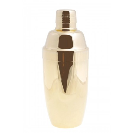 Yukiwa Jumbo cocktail shaker 800ml Gold