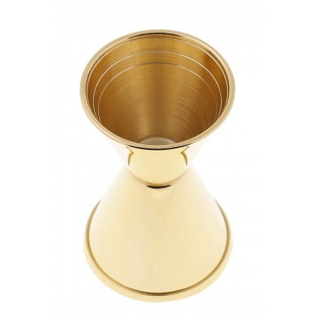 Yukiwa Jigger Cup 35/45ml Gold