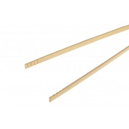 Bamboo Ice Tong 30cm
