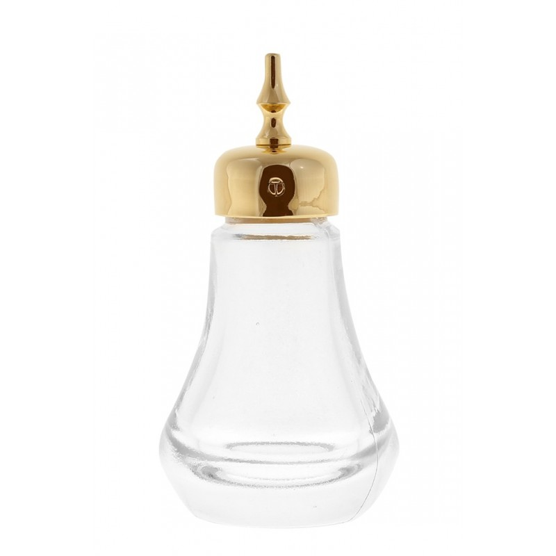 Bitter Bottle Bell Gold top
