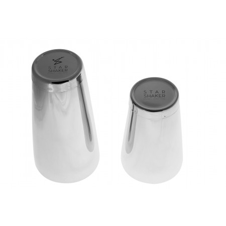 Tin/Tin Star Shaker