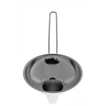 Stainless Steel Funnel with Handle