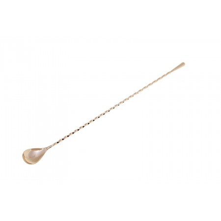 Yukiwa teardrop bar spoon Rose Gold
