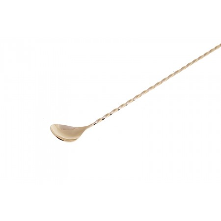Yukiwa trident bar spoon Rose Gold