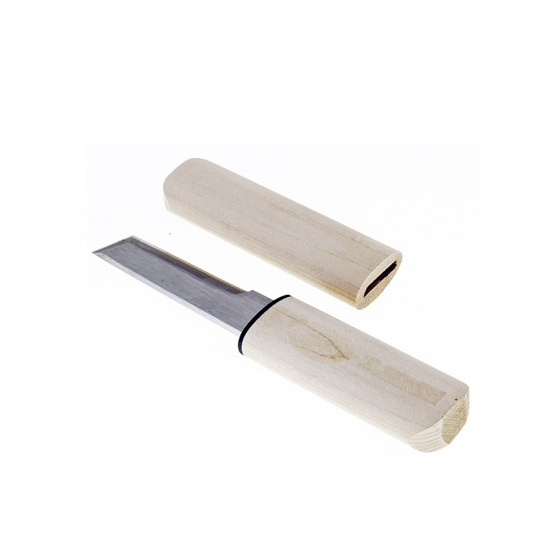 Ice Carving knife double edged 90mm