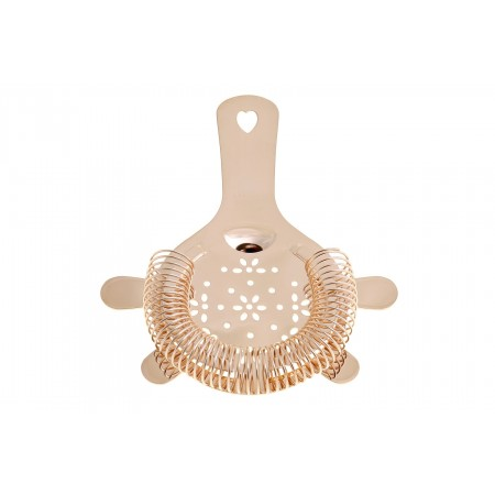 YUKIWA Cocktail Strainer Rose Gold