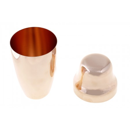 Yukiwa Cocktail Shaker 2pcs Rose Gold