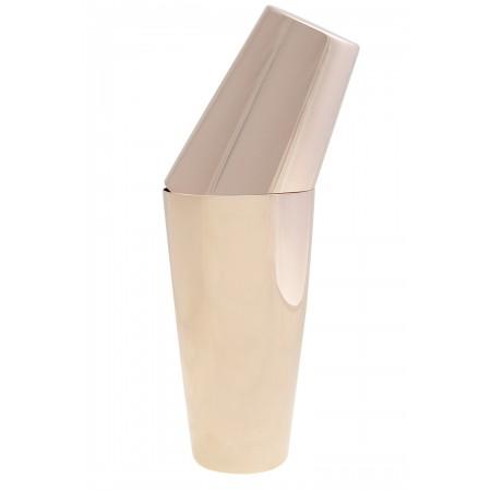 YUKIWA Tin to Tin Shaker U.S. Rose Gold