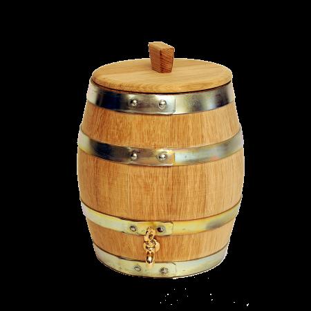 Wooden Vinegar Barrel 3lt