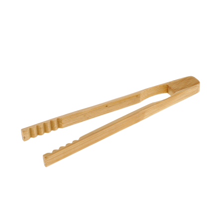 Wooden Ice tong 18cm
