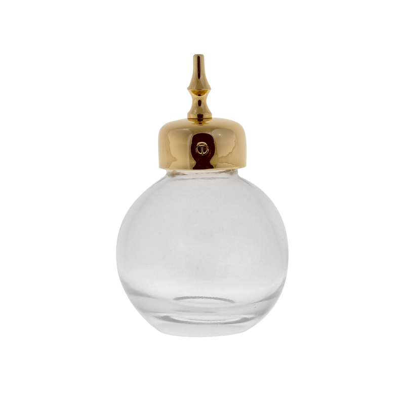 Bitter Bottle Sphere Gold Top