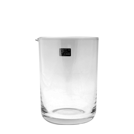 Seamless Plain mixing glass