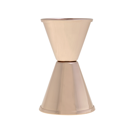 YUKIWA Jigger Cup 35/45ml Rose Gold