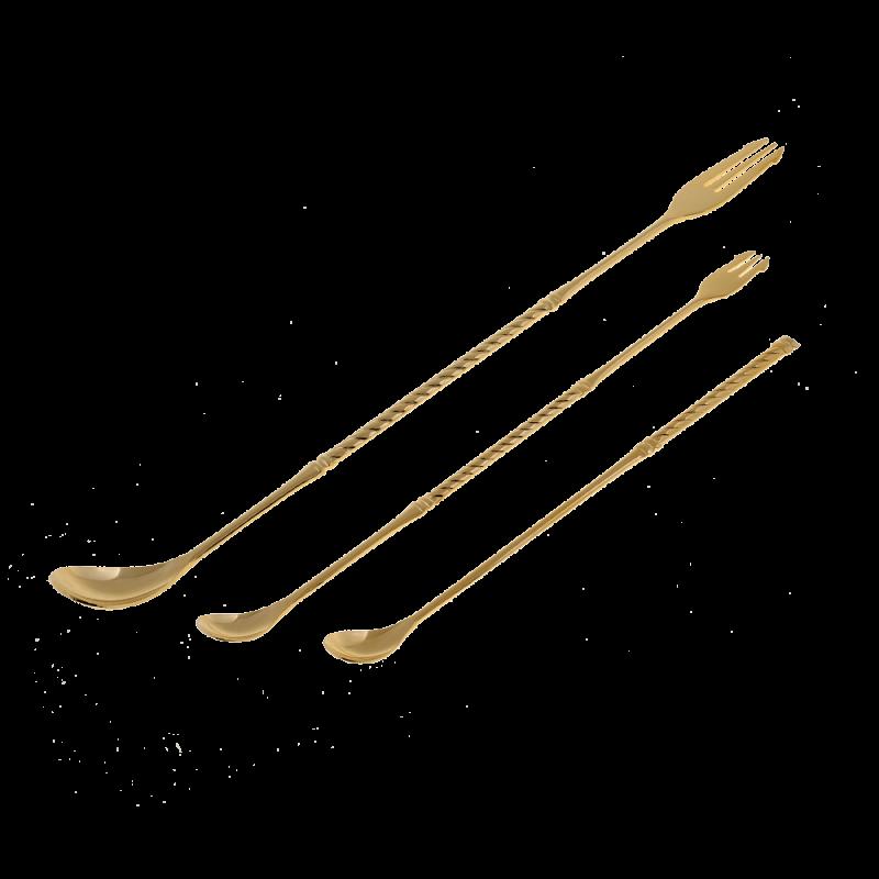 Yukiwa Gold Bar spoon