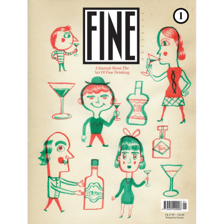 Fine Drinking Magazine Issue 1