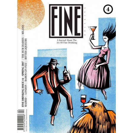 Fine Drinking Magazine Issue 4