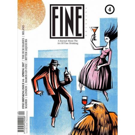 Fine Drinking Magazine Issue 4