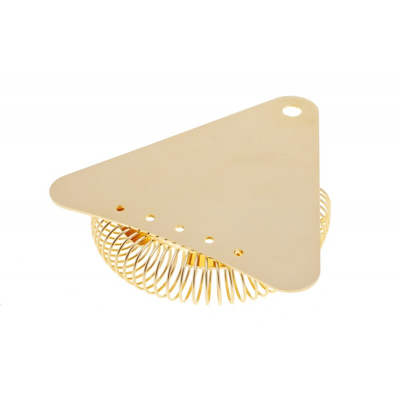 Yukiwa gold triangle strainer