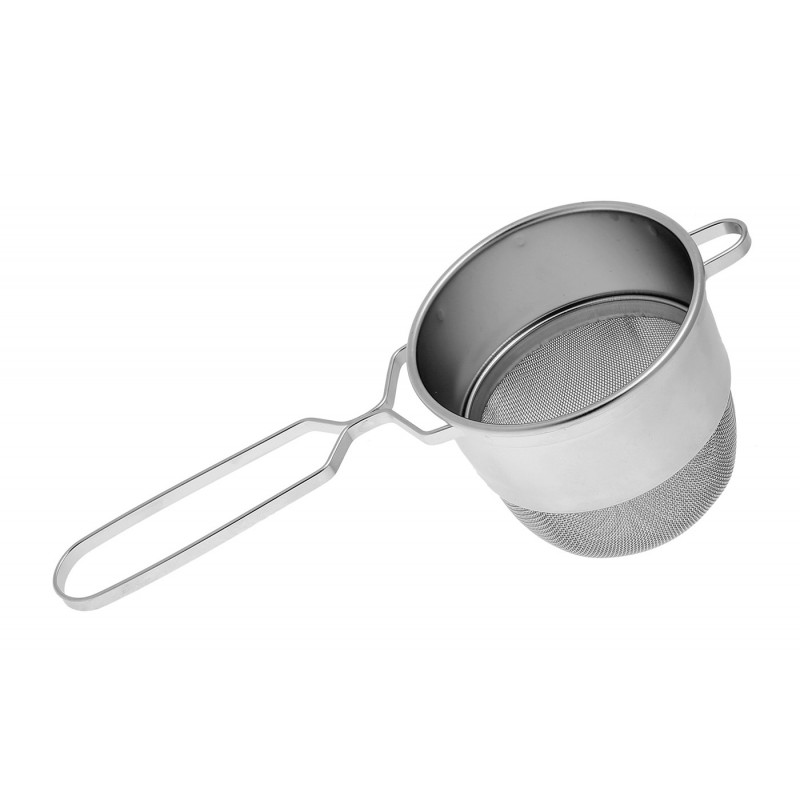 Japanese strainer stainless steel short handle