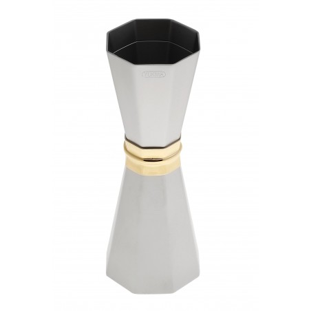 YUKIWA Octagon 30/45ml Matte with Gold Ring