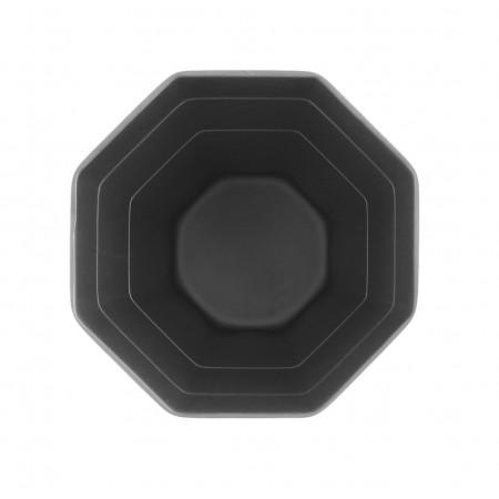 Yukiwa Octagon 30/45ml Matte with Gold Ring