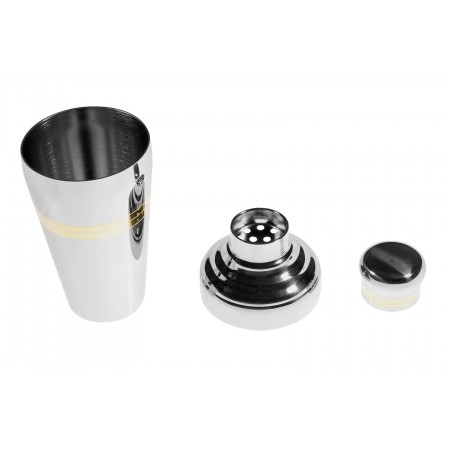 Yukiwa Baron Shaker with Gold Ring
