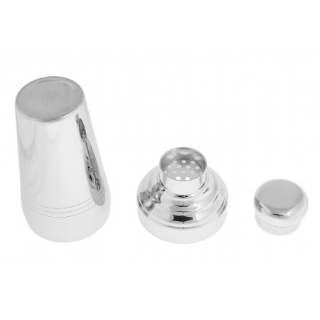 Yukiwa Baron Shaker Silver