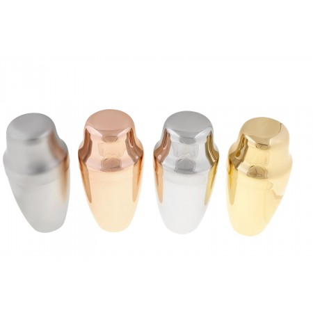 Yukiwa Cocktail Shaker 2pcs Copper