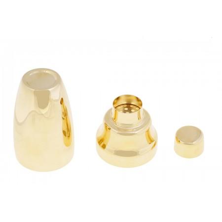 Yukiwa Cocktail Shaker 3pcs Gold