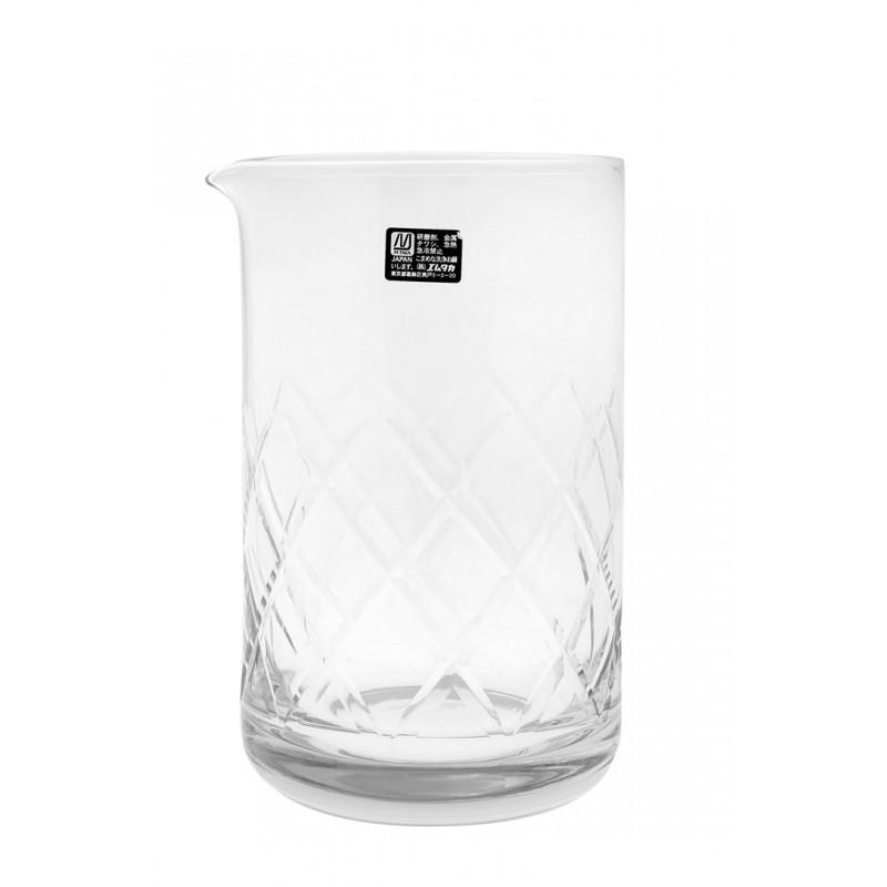 Seamless Yarai mixing glass