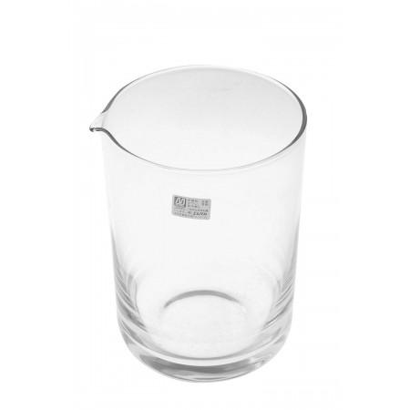 Plain mixing glass