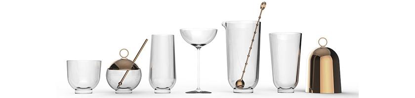 NUDE Glassware