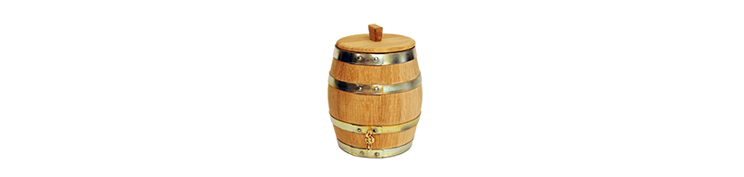 Vinegar wooden